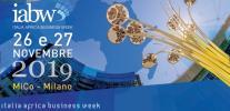 IABW Italia Africa Business Week